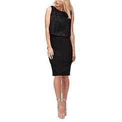 Jacques Vert - Harriet sparkle layer dress