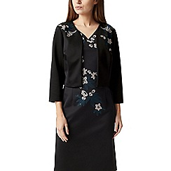 Precis - Petite embroidered floral jacket