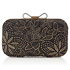 Precis - Lace clutch bag