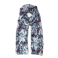 Eastex - Tapestry print scarf
