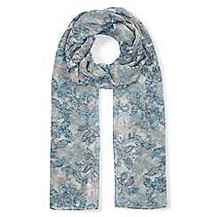 Eastex - Lace print scarf