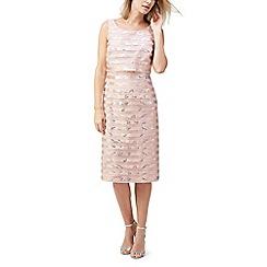 Jacques Vert - Stripe Shelf Dress