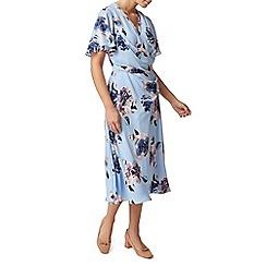 Eastex - Montauk bloom floaty dress
