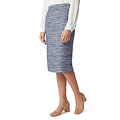 Eastex - Tweed pencil skirt