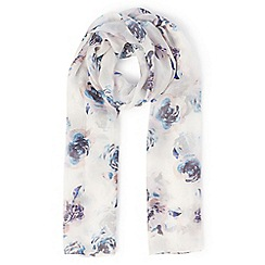 Eastex - Montauk bloom silk scarf