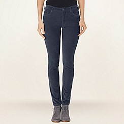 Phase Eight - Grey lexi cord trousers