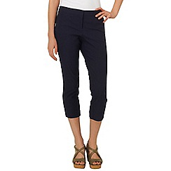 Phase Eight - Navy billie crop trousers
