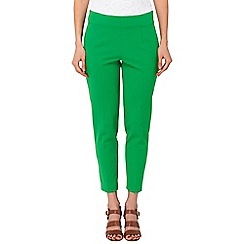 Phase Eight - Green madison 7/8 trousers