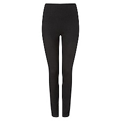 Phase Eight - Black amina darted jeggings