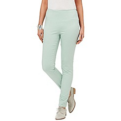 Phase Eight - Mint amina darted jeggings