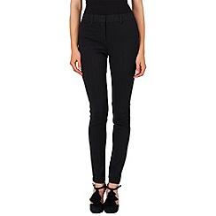 Phase Eight - Black sarah ponte trousers