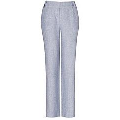 Phase Eight - Allie wide leg linen trouser