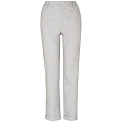 Phase Eight - Jana tapered leg linen trouser