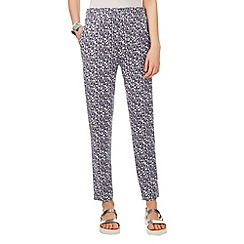 Phase Eight - Gill jersey print trouser