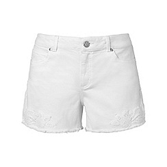 Phase Eight - Libby lace hem short