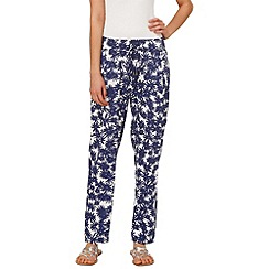 Phase Eight - Kayleigh soft printed trouser