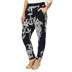 Phase Eight - Lily print soft trouser