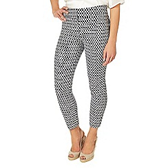 Phase Eight - Erica oval jacquard trouser