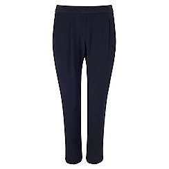 Phase Eight - Navy ffion tapered trousers