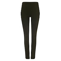 Phase Eight - Khaki 'Amina' darted jeggings