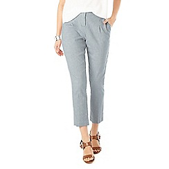Phase Eight - Nora Tapered Linen Trouser