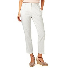 Phase Eight - Jana Tapered Linen Trousers