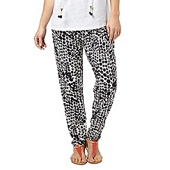 Phase Eight - Abellona Spot Jersey Trousers