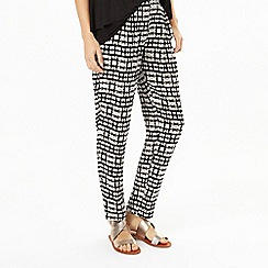 Phase Eight - Justyne Print Soft Trousers