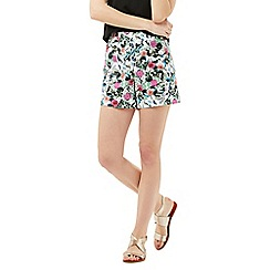 Phase Eight - Acacia Print Cotton Short