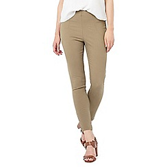 Phase Eight - Amina Zip 7/8th Jeggings
