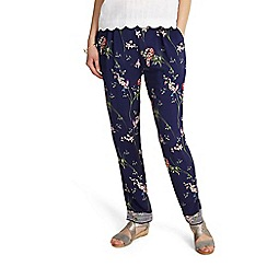 Phase Eight - Hummingbird print soft trousers
