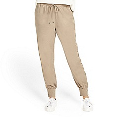 Phase Eight - Natural anita zip hem trousers