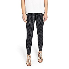 Phase Eight - Blue libby spot trousers