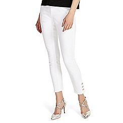 Phase Eight - Bobbie button hem jeans