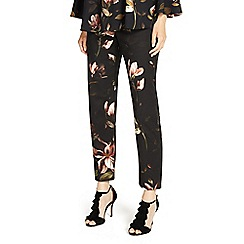 Phase Eight - Multi-coloured Kailey print trousers