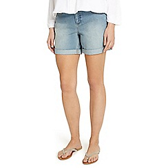 Phase Eight - Blue Theodora shorts