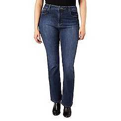Studio 8 - Sizes 16-24 Billie bootcut jean