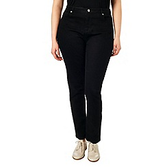 Studio 8 - Sizes 16-24 Emma straight leg jean