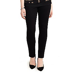 Studio 8 - Sizes 12-26 Black maddy jeans