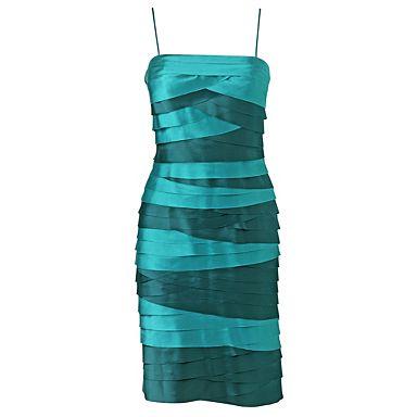 Petrol Kate Dress - Evening & party dresses - Dresses - Women -