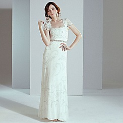 Phase Eight - Ivory eliza wedding dress
