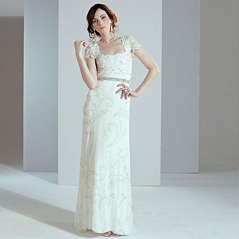 Phase Eight - Ivory eliza wedding dress