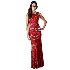 Phase Eight - Collection 8 ruby paige tapework full length dress