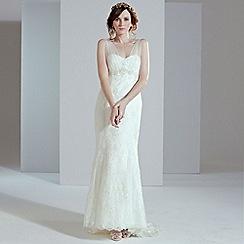 Phase Eight - Ivory elodie wedding dress