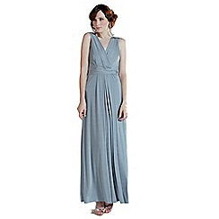 Phase Eight - Duck Egg samantha full length dress