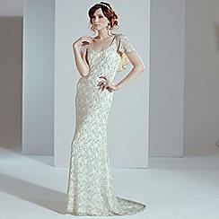 Phase Eight - Ivory hermione wedding dress