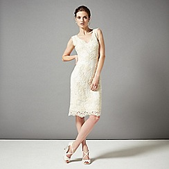 Phase Eight - Cream florentine wedding dress
