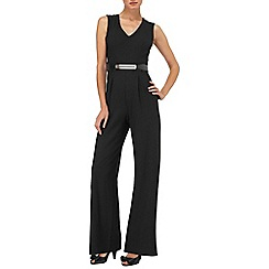 Phase Eight - Black dionne jumpsuit