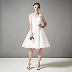Phase Eight - Ivory sally tulle wedding dress