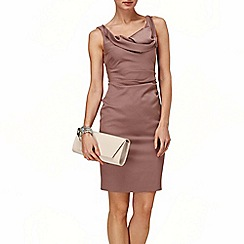 Phase Eight - Damask kristen stretch dress